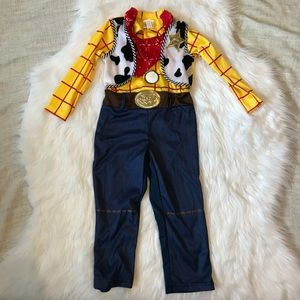 Toy Story 4 Woody Halloween Dress Up Costume